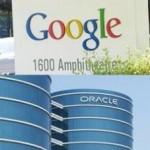 Oracle padit Google