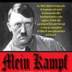Mein Kampf, Libri i Hitlerit që ndalohet nga Kodi Penal Shqiptar