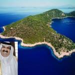Sheiket e Katarit blejne nje prej ishujve grek