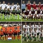 Evropiani 2012, Lista e lojtareve per 16 skuadrat e Euro 2012