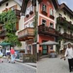 E rralle: Kinezët kopjojnë nje qytetet te Austrise (VIDEO)