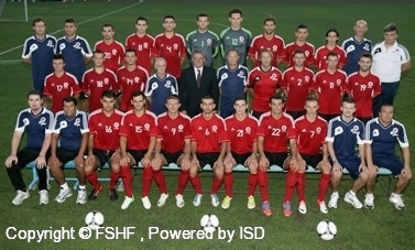 Trajneri i Kombetares Shqiptare Gianni De Biasi ka shpallur listen e