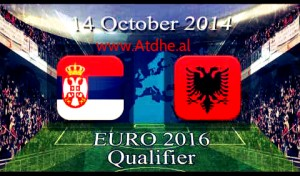 serbi shqiperi live